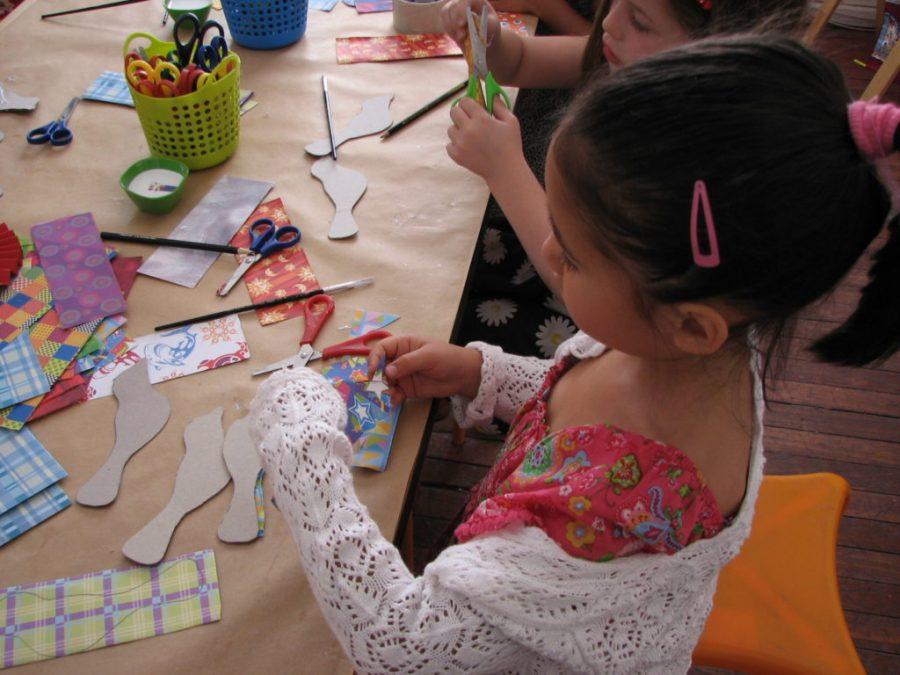 Talleres de verano son una buena opción para que niños y adolescentes desarrollen su creatividad