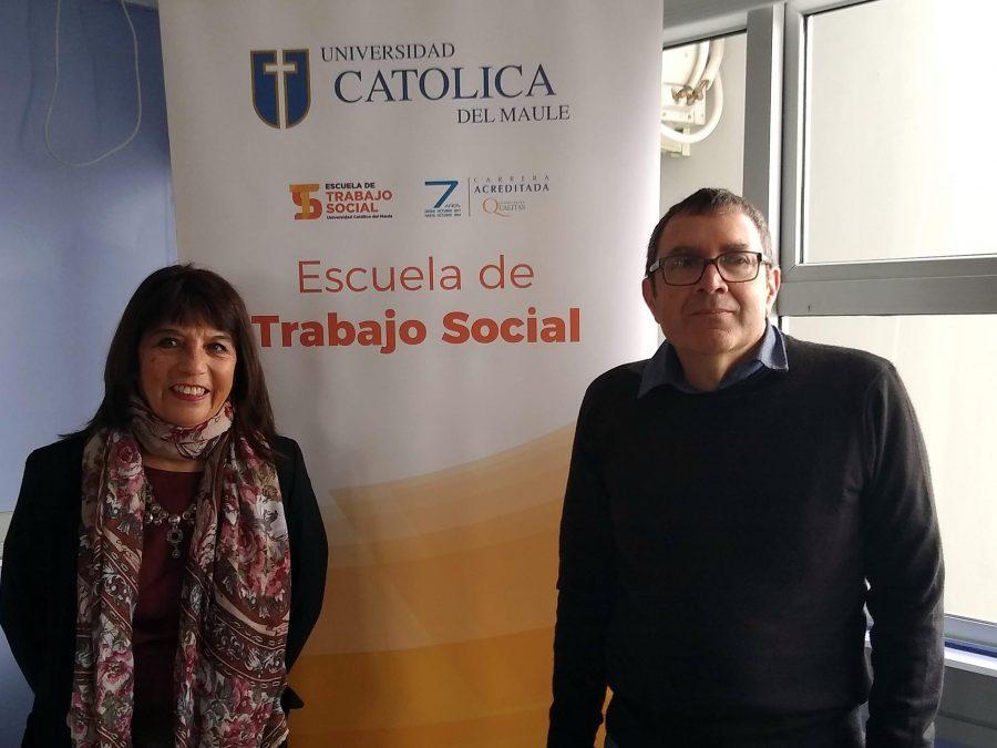 Rol de los trabajadores sociales es clave para enfrentar el fenómeno migratorio en Chile