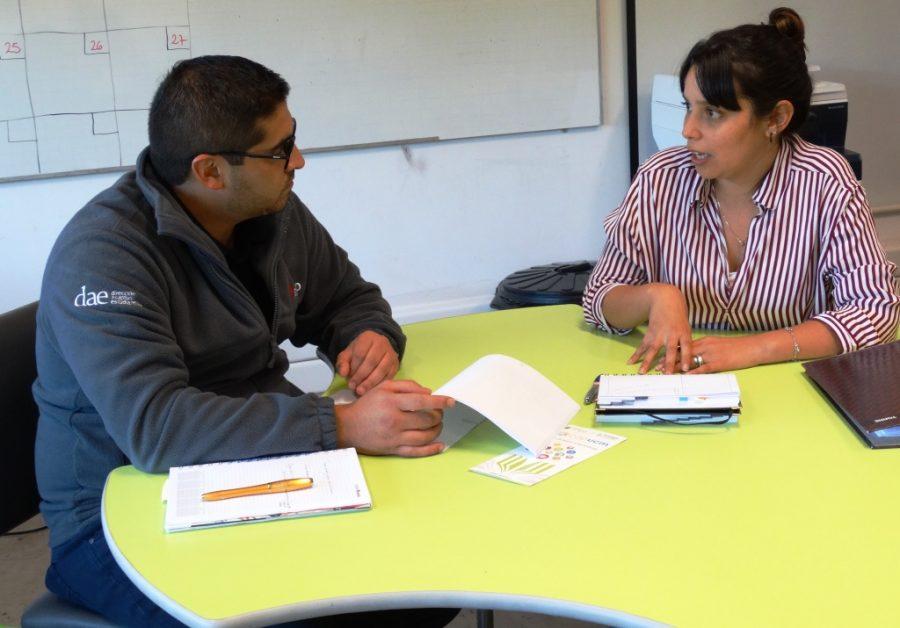Experiencia en inclusión de la UCM capta el interés de casas de estudios superiores