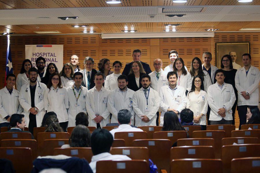 UCM nuevamente aporta a disminuir la brecha de especialistas en el Maule