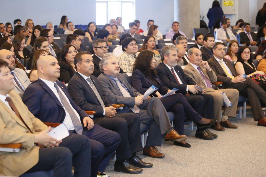 UCM graduó a segunda generación de Sociólogos e Ingenieros Comerciales