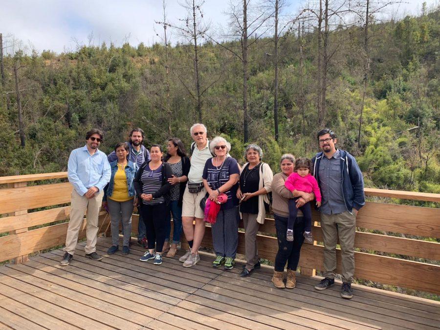 Investigadores italianos visitaron Santa Olga para conocer habilidades de resiliencia de sus habitantes