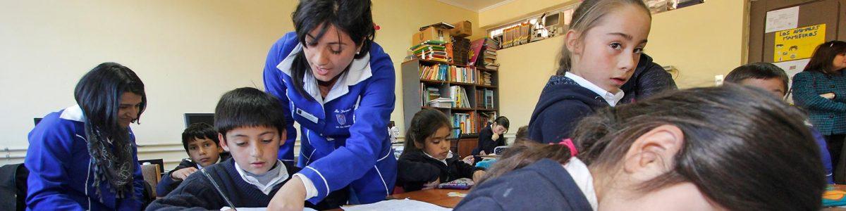 Pedagogía en Educación General Básica con Mención - Talca