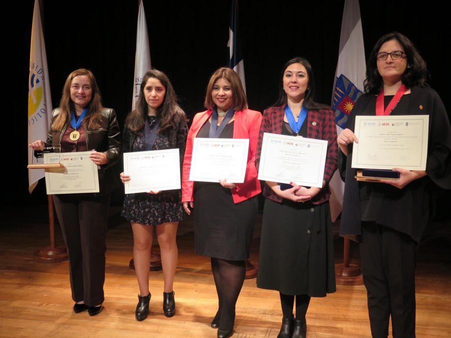 Celebraron graduación de la primera generación del doctorado en Educación en Consorcio