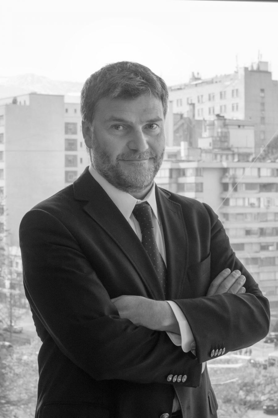 El abogado Andrés Mahnke Malschafsky estará presente este 16 de abril