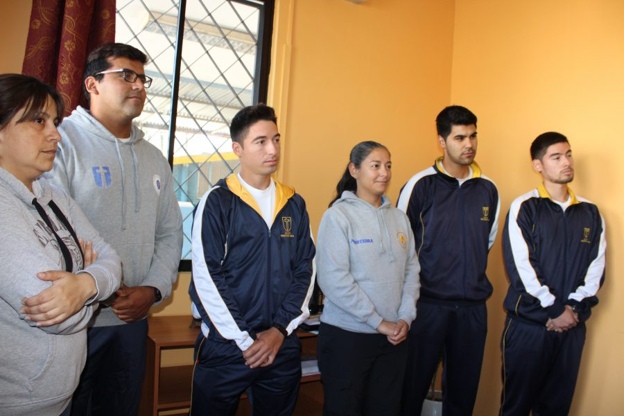 UCM y Liceo Héctor Pérez Biott firmaron convenio de Cooperación