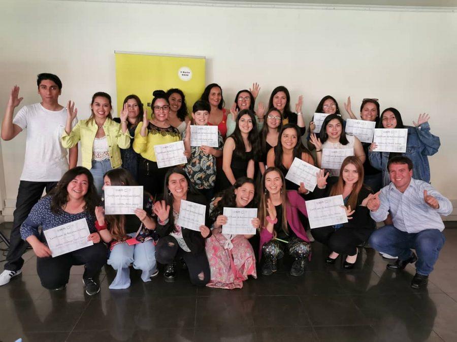 Con Éxito Finalizó Curso de Lengua de Señas en Extensión UCM