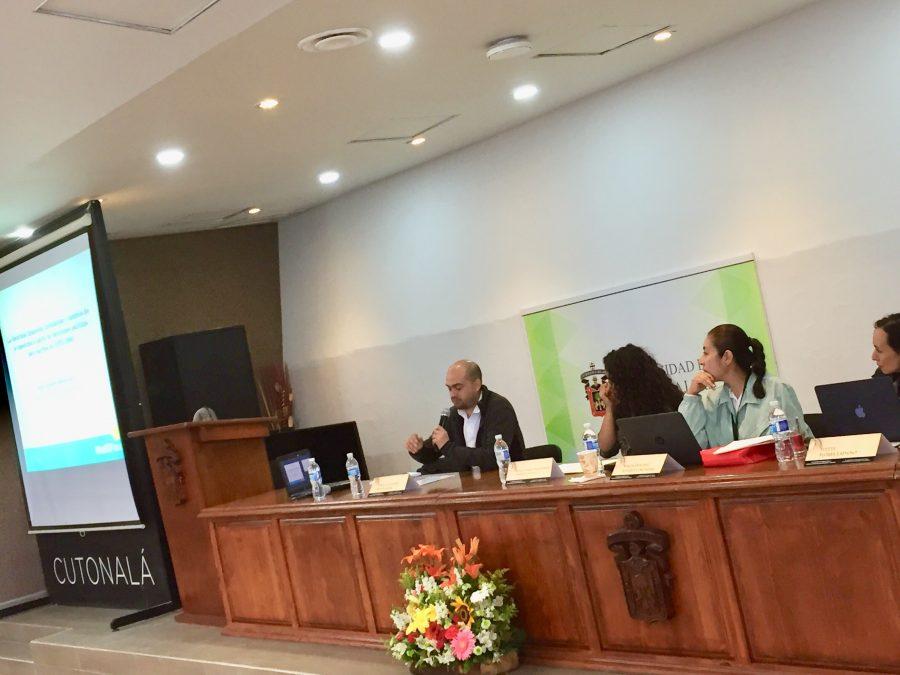 Académico Jorge Molina participó en Congreso en México sobre memoria y cultura