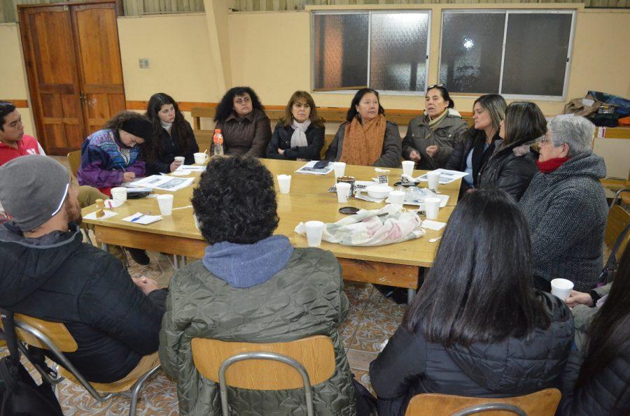 Vecinos siguen expectantes por temas pendientes en el sector norte de Talca